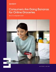 Consumers Are Going Bananas for Online Groceries