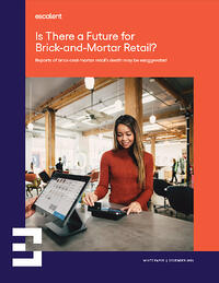 Is There a Future for Brick-and-Mortar Retail?