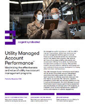 Utility Managed Account Performance_FS