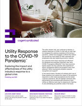Utility Response to the COVID-19 Pandemic
