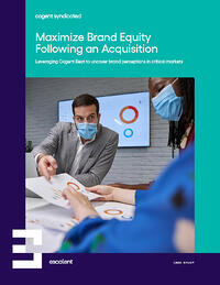 Maximize Brand Equity Following an Acquisition_Cover