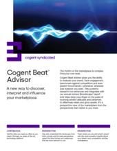 Cogent Beat Advisor