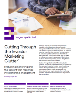 Cutting Through the Investor Marketing Clutter