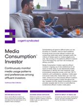 Media Consumption Investor