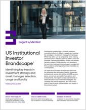 US Institutional Investor Brandscape