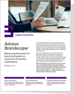 Advisor Brandscape
